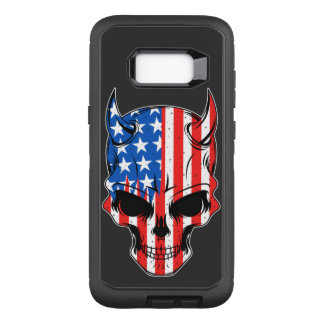 American Hellion OtterBox Defender Samsung Galaxy S8+ Case