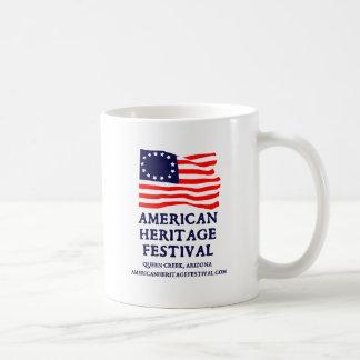 American Heritage Festival Coffee Mug
