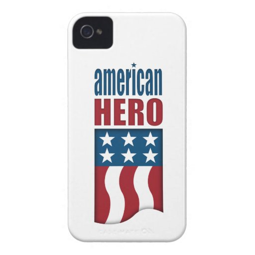 American Hero BlackBerry Bold 9700/9780 Case Blackberry Case