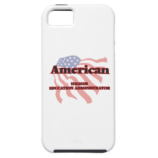 American Higher Education Administrator iPhone 5 Covers