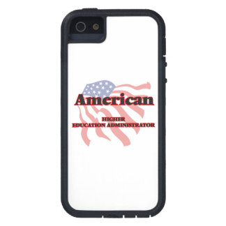 American Higher Education Administrator iPhone 5 Case