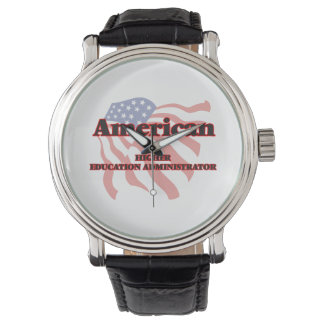 American Higher Education Administrator Watch