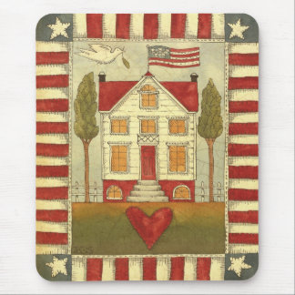 AMERICAN HOME MOUSE MAT