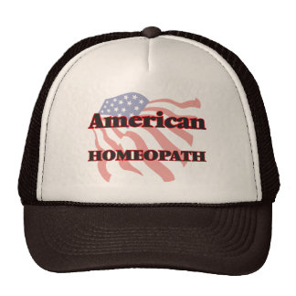 American Homeopath Cap
