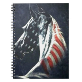 American Horse Notebooks