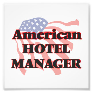 American Hotel Manager Photo