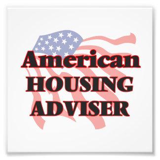 American Housing Adviser Art Photo