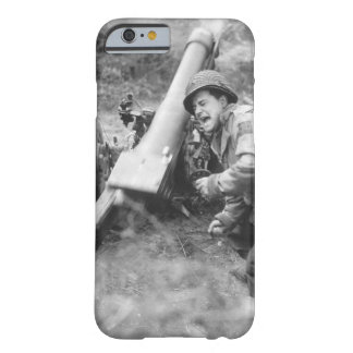 American howitzers shell German_War image Barely There iPhone 6 Case