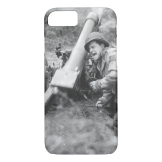 American howitzers shell German_War image iPhone 7 Case