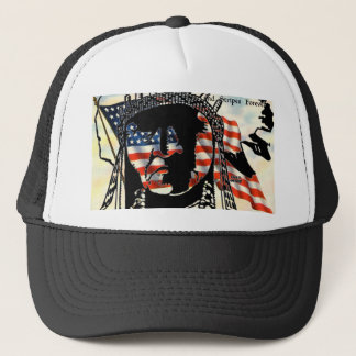 American Indian Hat