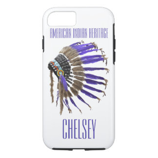 American Indian Heritage iPhone 7 Case
