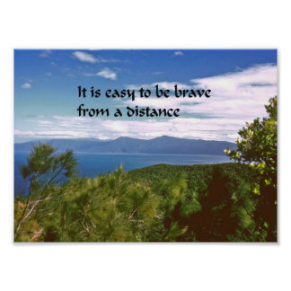 American Indian Proverb Photo Print