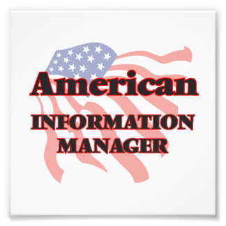 American Information Manager Photograph
