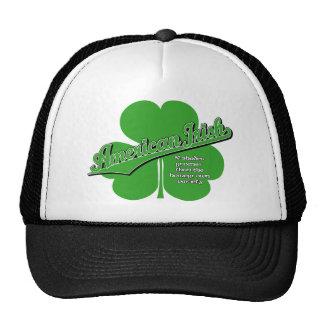 American Irish Hats