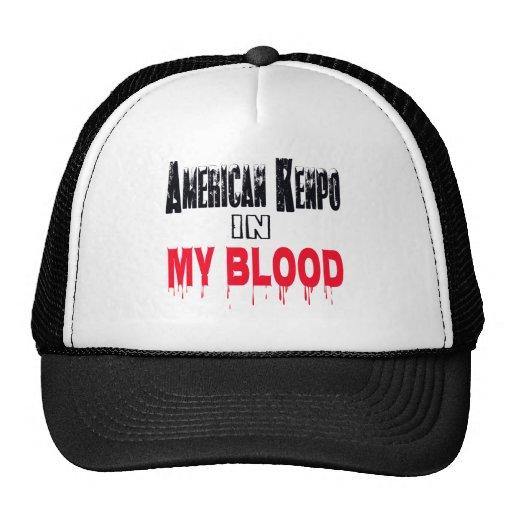 American Kenpo In My Blood Trucker Hats