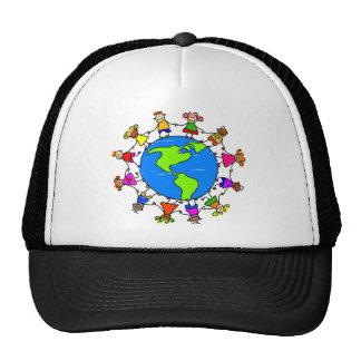 American Kids Mesh Hat