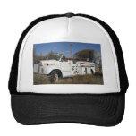 American LaFrance Firetruck Emblem Mesh Hats
