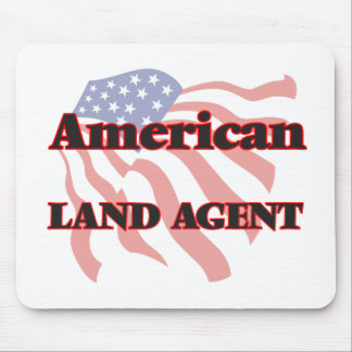 American Land Agent Mouse Pad
