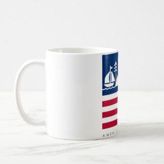 "American Leisure ""Brand"" Mug"