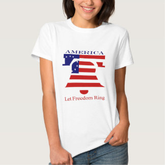 American Let Freedom Ring T-shirt