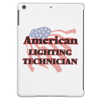 American Lighting Technician iPad Air Cover