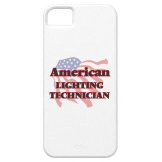 American Lighting Technician Barely There iPhone 5 Case