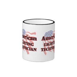 American Lighting Technician Ringer Mug
