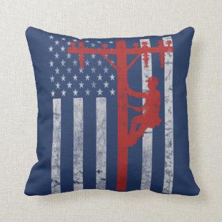 American Lineman Cushion