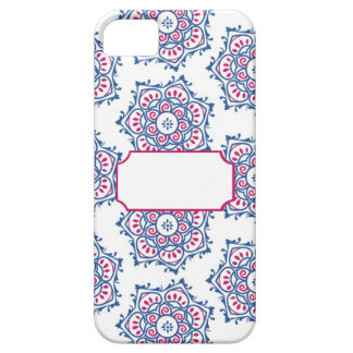 American Lotus with Monogramming space iPhone 5 Cover