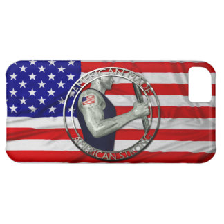 American Made American Strong iPhone 5C Case