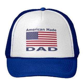 American Made Dad Trucker Hat