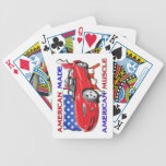 American Made Muscle Car Playing Cards Poker Cards