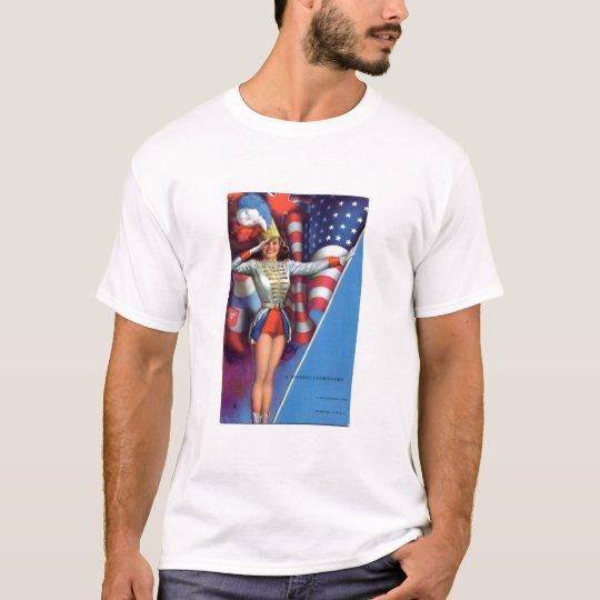 American MajoretteT-Shirt T-Shirt