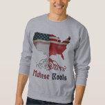 American Maltese Roots Sweatshirt