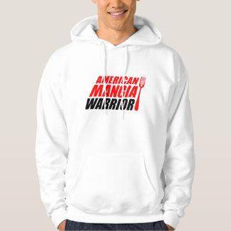 American Mangia Warrior Hoodie
