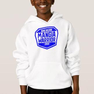 American Mangia Warrior Youth Hoodie Teen Hoodie