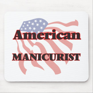 American Manicurist Mouse Pad