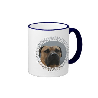 American Mastiff Ceramic Coffee Mug