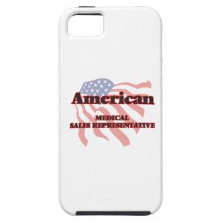 American Medical Sales Representative Tough iPhone 5 Case