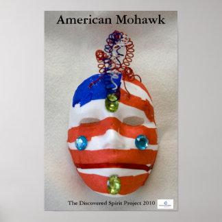 American Mohawk Poster