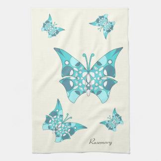 American Mojo Butterfly Kitchen Towel