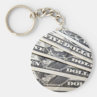 American Money Keychain