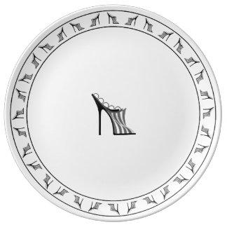 American Mule Plate