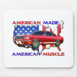 American Muscle Car Mouse Pad