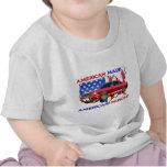 American Muscle Car Tee Shirt