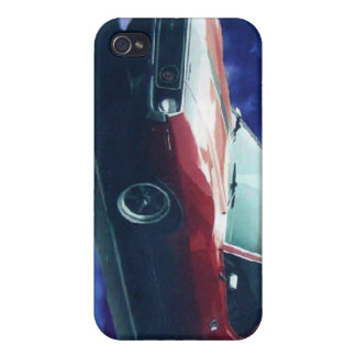 AMERICAN MUSCLE CARS COVER FOR iPhone 4