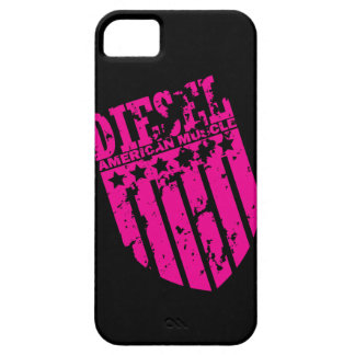 American Muscle Case iPhone 5 Cover