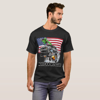 American Muscle Challenger T-Shirt
