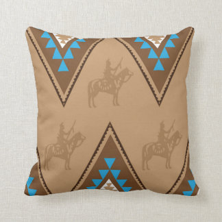 American Native Pattern Cushion