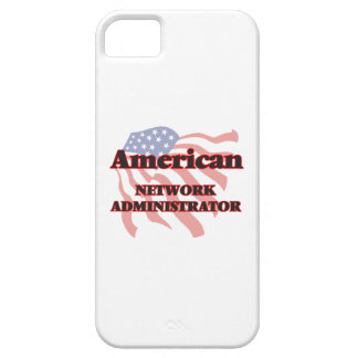 American Network Administrator Barely There iPhone 5 Case